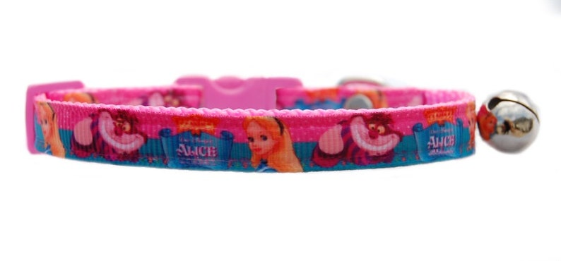 Pet kitten cat safety breakaway collar bell pink Disney/'s  Dumbo