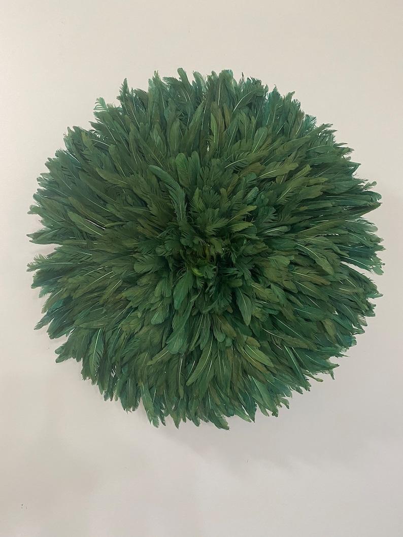 Juju hat Olive green 21inch