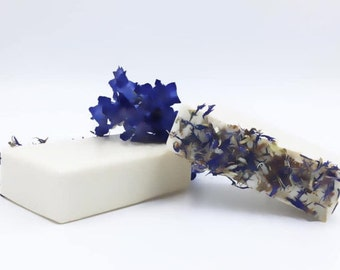 Texas Bluebonnet Goat Milk Soap, All Natural Soap, Handmade Soap, Homemade Soap, Handcrafted Soap