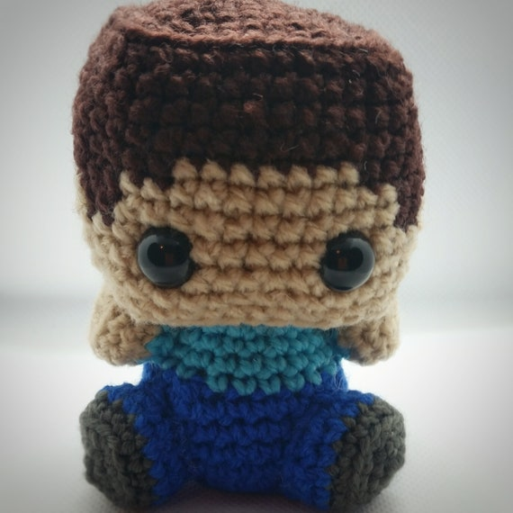 Minecraft! – free patterns to knit and crochet – Grandmother's ... | 570x570