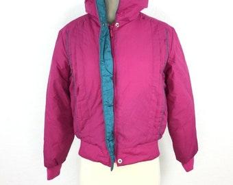 Vintage Emilio D Italia Ski Pink Jacket 5cd262fc8