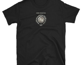 Mode Selector Space Echo RE201 Reverb Only Unisex T-Shirt