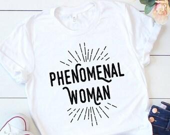 af0e784eb Phenomenal woman | Etsy