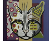 ReductionLino Cat IV | Limited Edition of 12