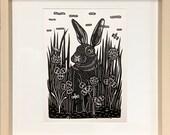 Animals from the 'Binnenveld': The Hare