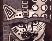 Cat 05 | BW