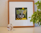 ReductionLino Cat V | Limited Edition of 12