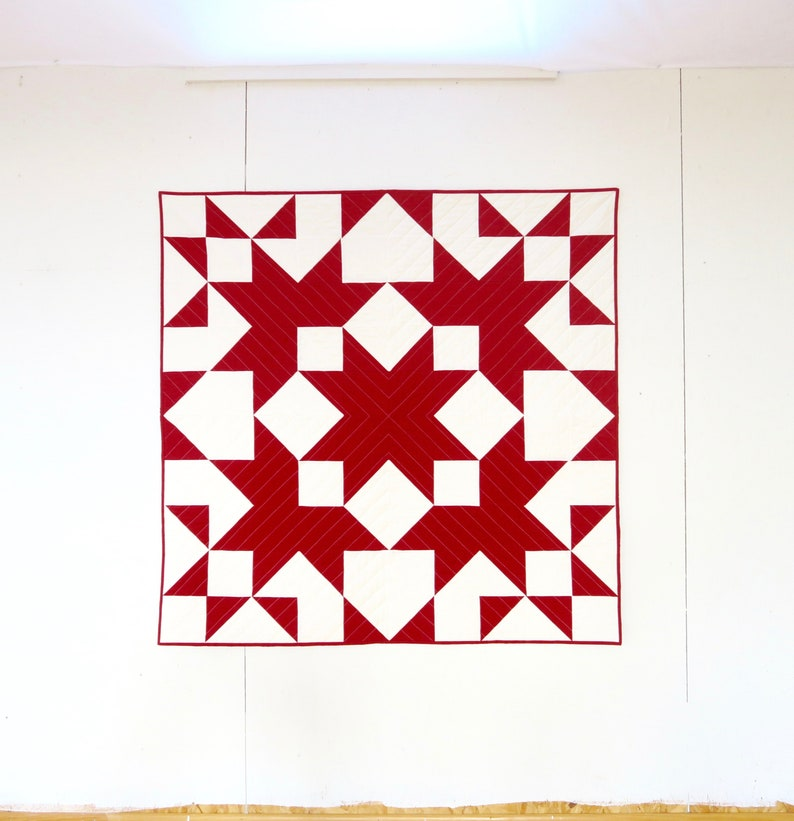 Sugar Shack Quilt Paper Pattern