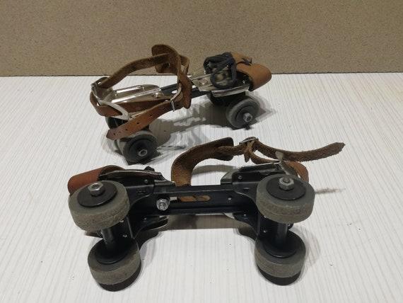 Roller skates - Vintage childish roller skates - … - image 7