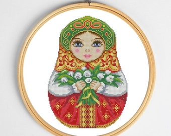 modern hand embroidery russia cross stitch kit Cathedral embroidery kit Petersburg old St materials included mothers day gift