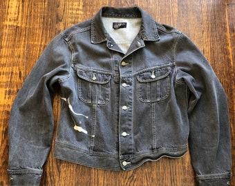 b728aaad0e3f85 1990s RRL Denim Jacket