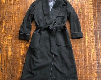 58ac59998a Vintage Brooks Brothers Cashmere Robe (Coat)