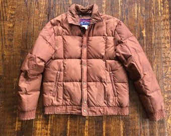 cb723a5d29 1970s Down Design Quilted Down Jacket