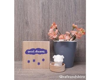 Sweet Dreams   Baby stencil sjabloon