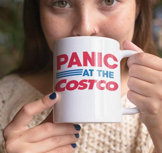 Coffee and panic