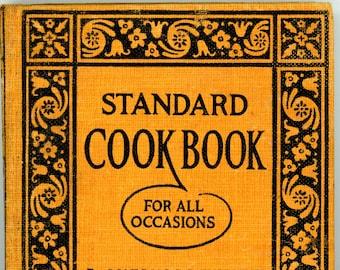 Standard Cook Book