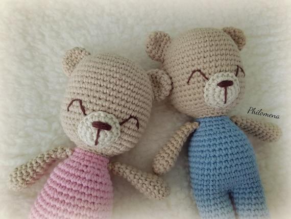 Con hilos, lanas y botones: Bebé dormilón | 429x570
