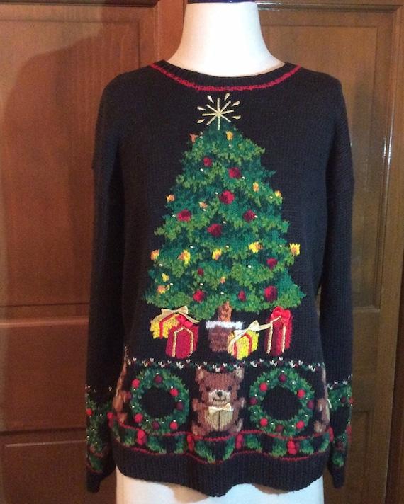 Vintage Ivory Sweater Outfit boys Size 12M 18M 24M,Plaid Pants,knitted shirt,Classic,Retro Festive Holiday,Varsity Dragon Sweatshirt Hoodie