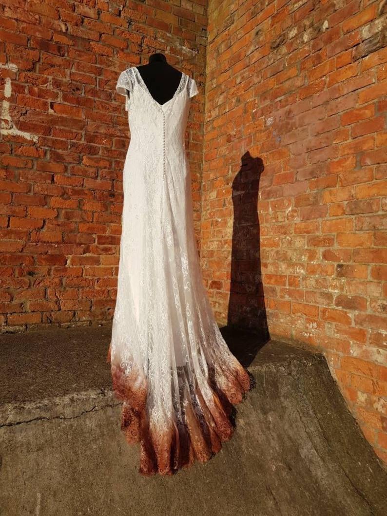 896f5001a83 Orange And White Wedding Dresses - Gomes Weine AG