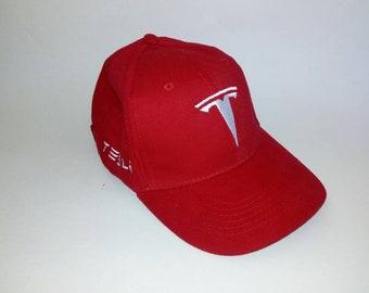 Tesla caps hats embroidered  29443761b9b