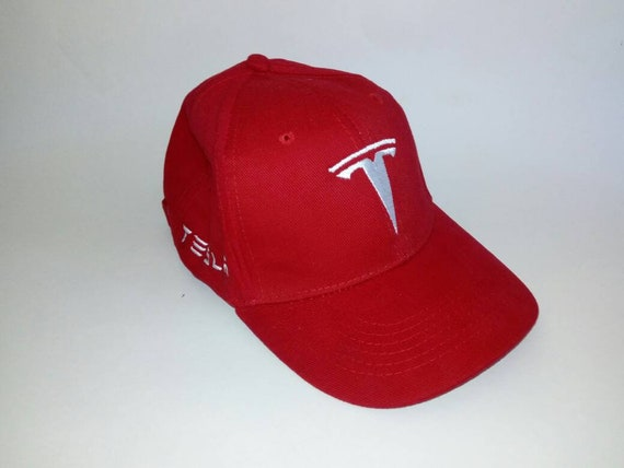 Tesla caps hats embroidered Tesla LOGO hat embroidery caps  f417f04808f