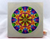 Mandala -colorful-