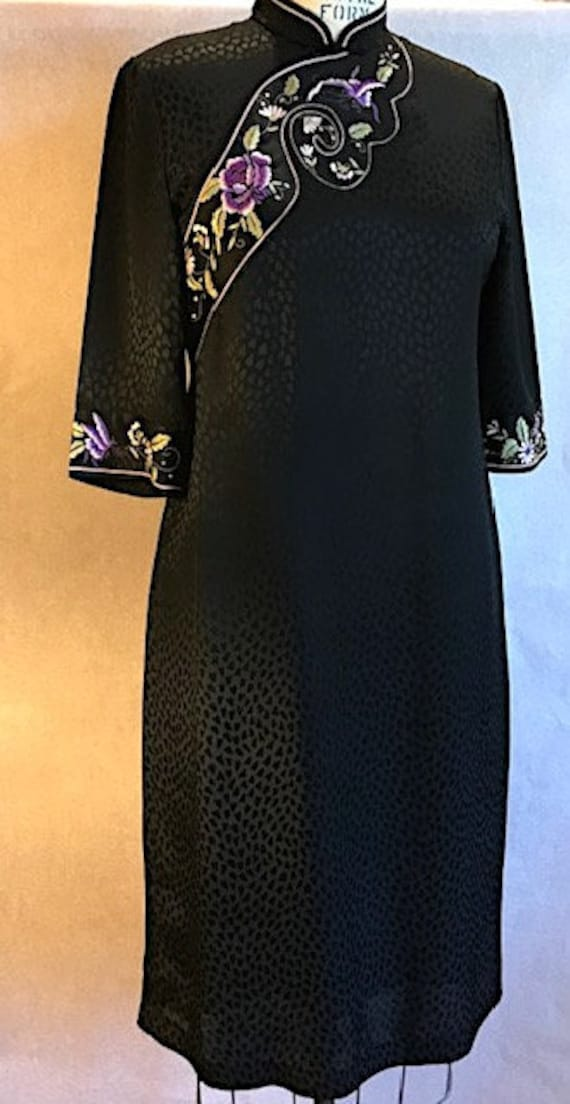 Modern Cheongsam Chinese Dress