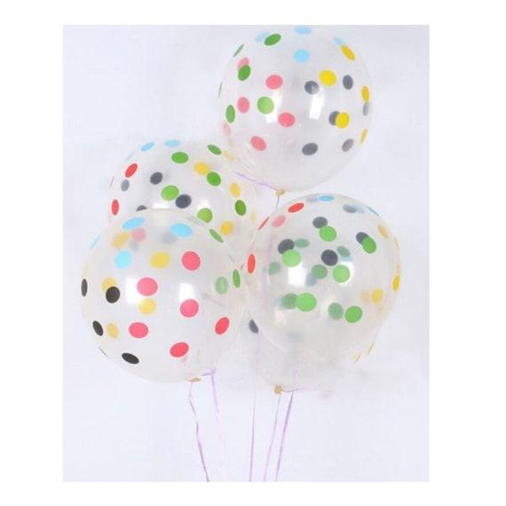 "12/"" Polka Dot Balloons Baby shower Spot For Wedding Love Celebration Party Birth"