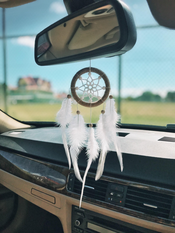 mini minnie dream catcher rear view mirror minnie dreamcatcher minnie car accessory