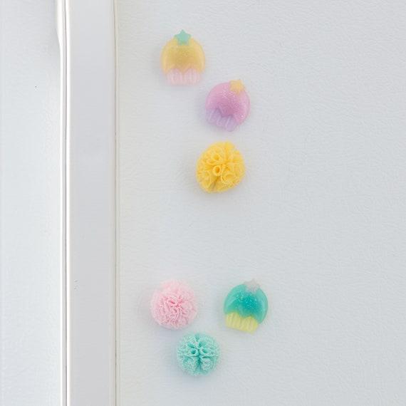 Hostess Wedding Favors Bff Gifts Housewarming Floral Lavender Fridge Magnet Set Decorative Magnets for Fridge EstyZ Handmade. Birthday
