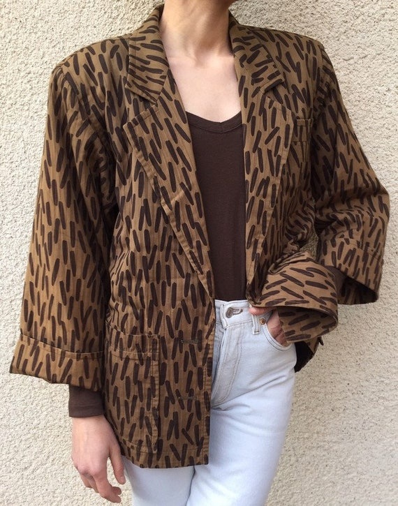 Vintage Yves Saint Laurent jacket