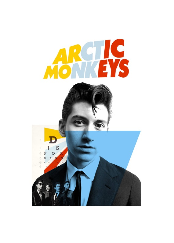 Arctic Monkeys Poster Alex Turner Tranquility NEW 2018 FREE P+P CHOOSE YOUR SIZE