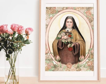 St. Therese, The Little Flower