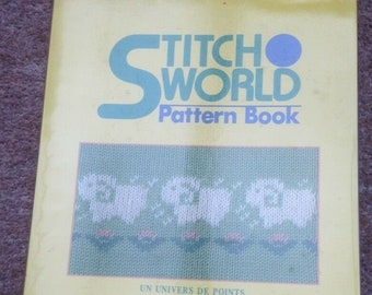 Book stitchworld pattern