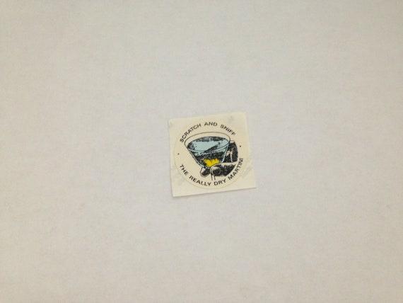 Vintage 1980s 3M Rare Murple Peanut Butter Sticker