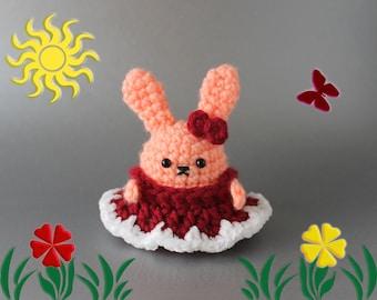 Crochet Along Little Bigfoot Bunny - YouTube | 270x340