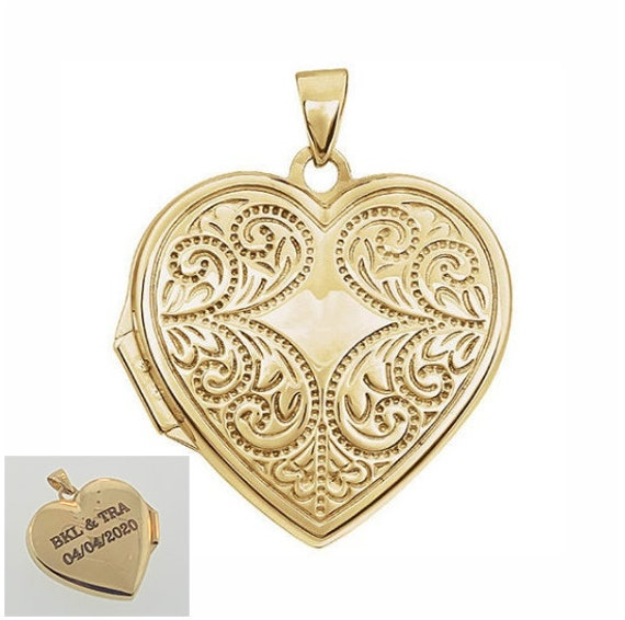 14K Yellow Gold Special Niece Pendant 15 mm Jewels Obsession Special Niece Charm Pendant
