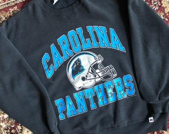5689cdc6 Vintage Carolina Panthers Sweatshirt
