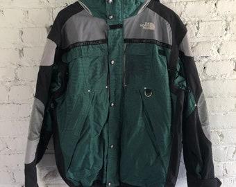 61a82e0c4 North face jacket xl | Etsy