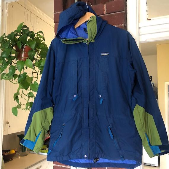 Vintage 90s Patagonia Rain Jacket
