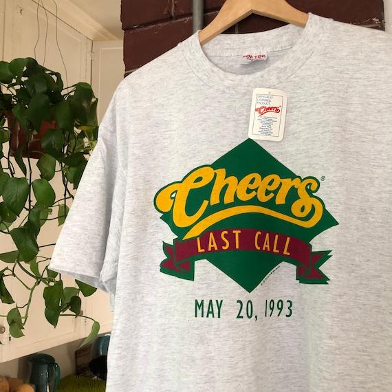 Vintage Cheers Boston T-shirt