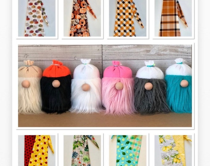 Featured listing image: Hatless Gnomes