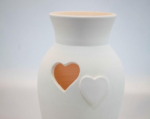 Valentine / Wedding Vase - #6
