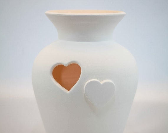 Valentine / Wedding Vase - #7