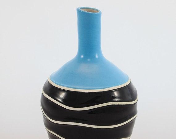 Two-Toned Bottle Vase II