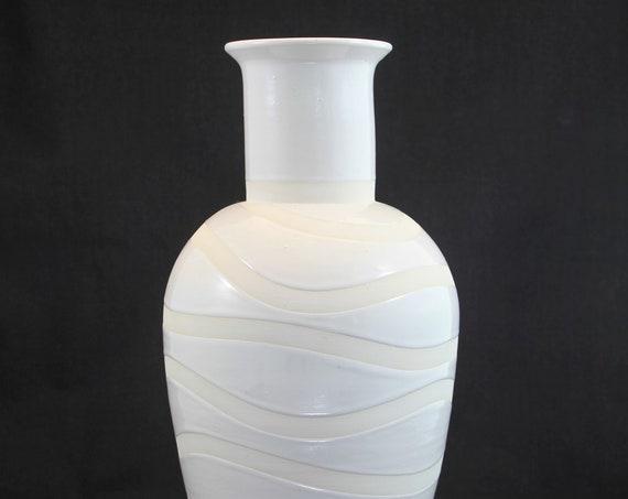 Striking White On White Series - 3