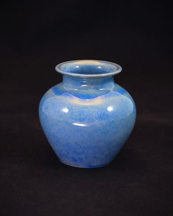 Cute Sky Blue Vase
