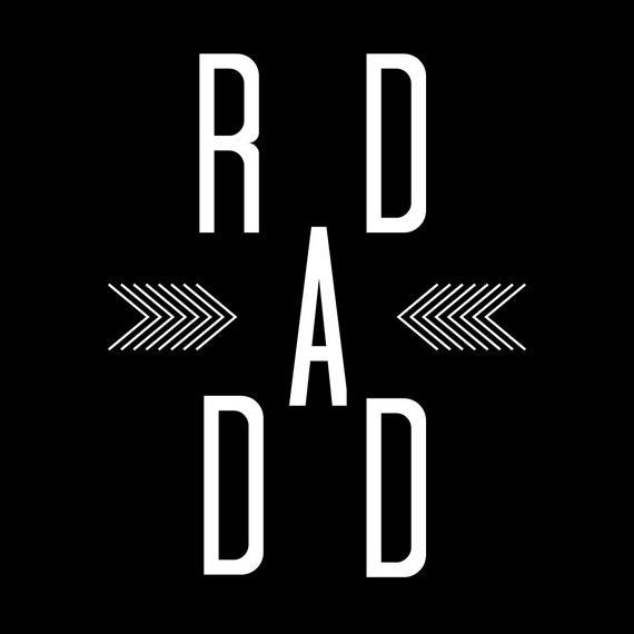 Rad Dad Svg Png Jpeg Father Design Instant Download Etsy