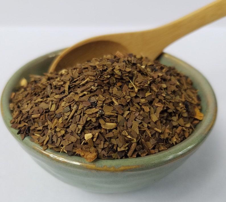 Spicy Yerba Mate Cinnamon Orange Ginger image 0