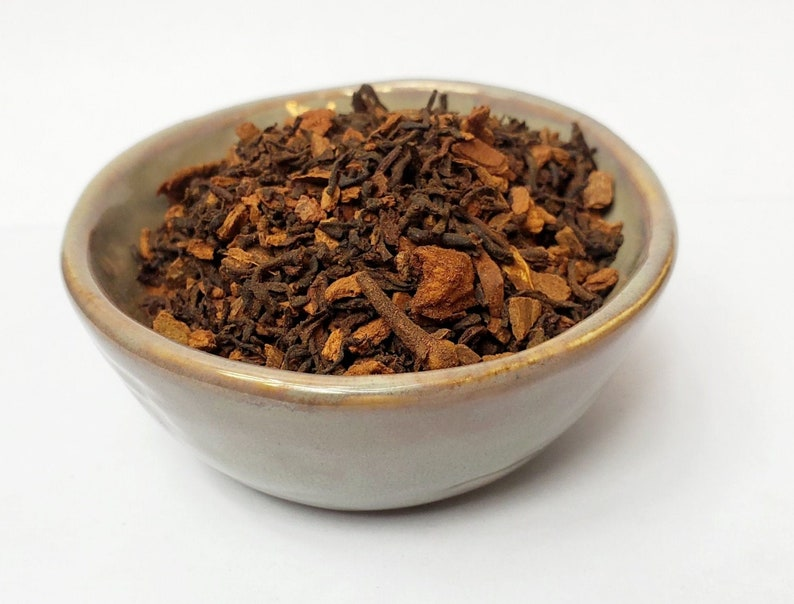 Cinnamon Orange Spice Loose Leaf Tea image 0